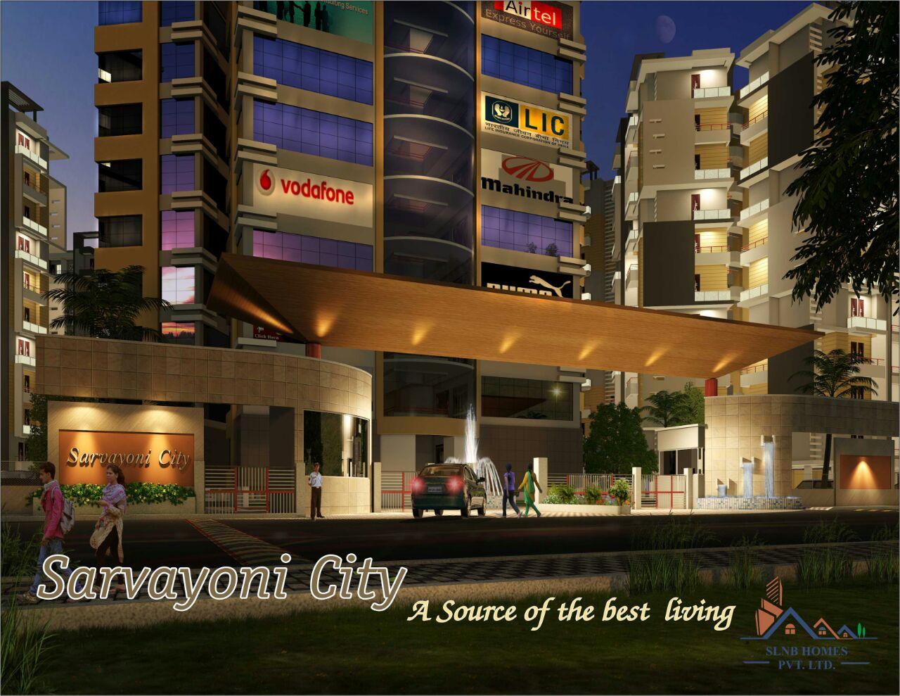 Sarvayoni City