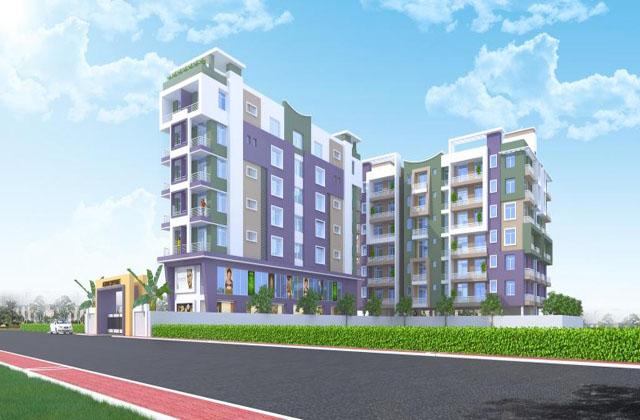 "Mini Township ""agrani Sapphire"" 3bhk Flat"