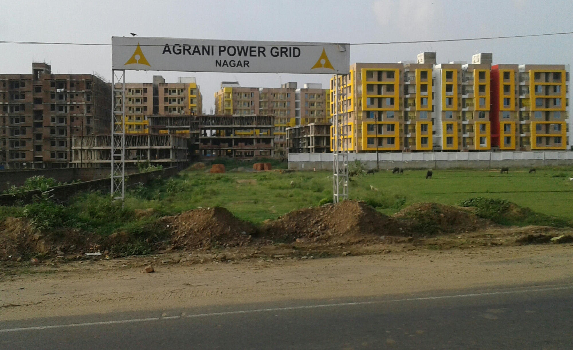 Ready To Move Flat In Township Near Danapur Junction
