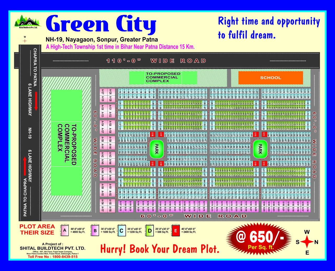 Shital Green City