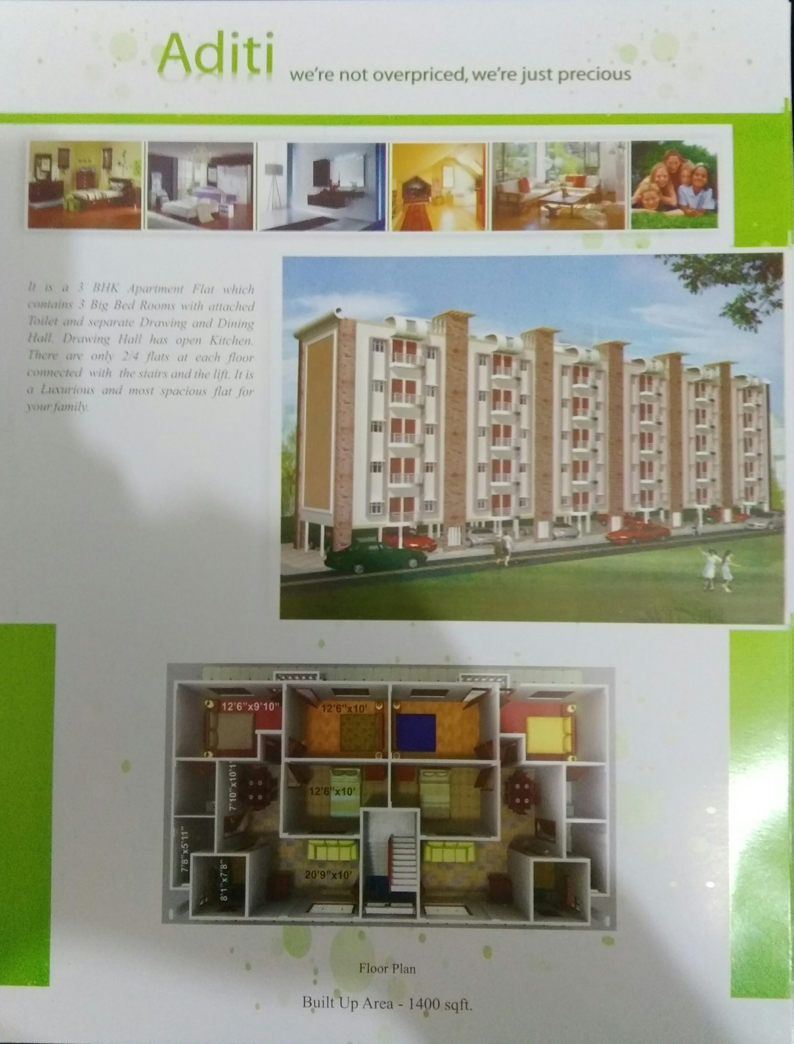 Vastu Vihar Aditi Flat Phase 3.