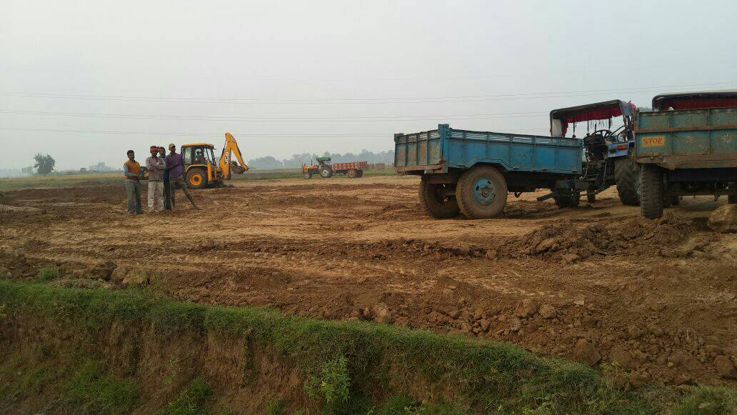 Residential Plots For Sale In Township At Naubatpur Patna