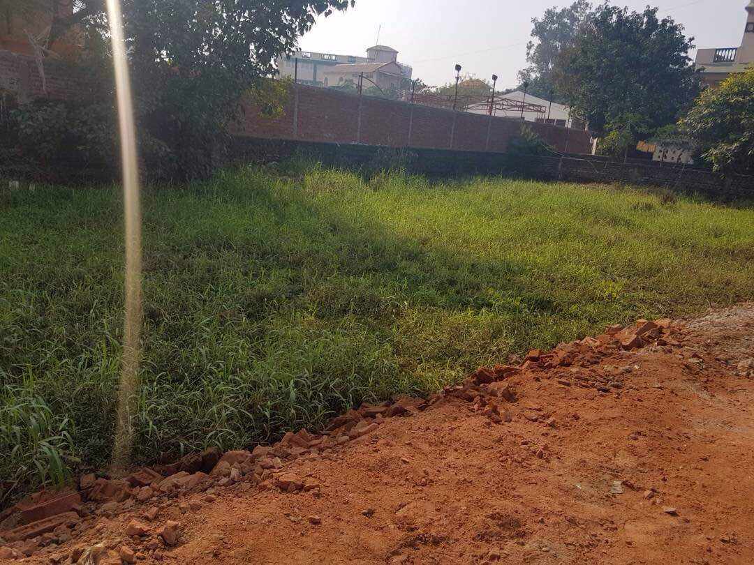 Plot At Bypass Near Patna Central School
