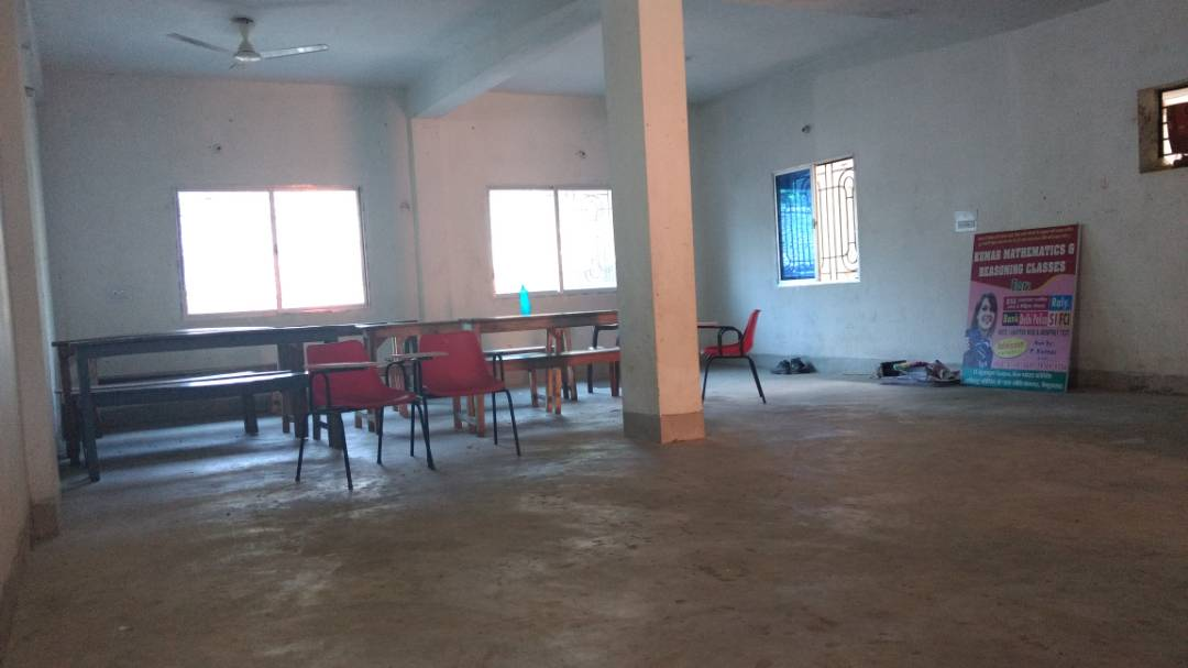 Hall For Rent For Institute + Office + Clinic
