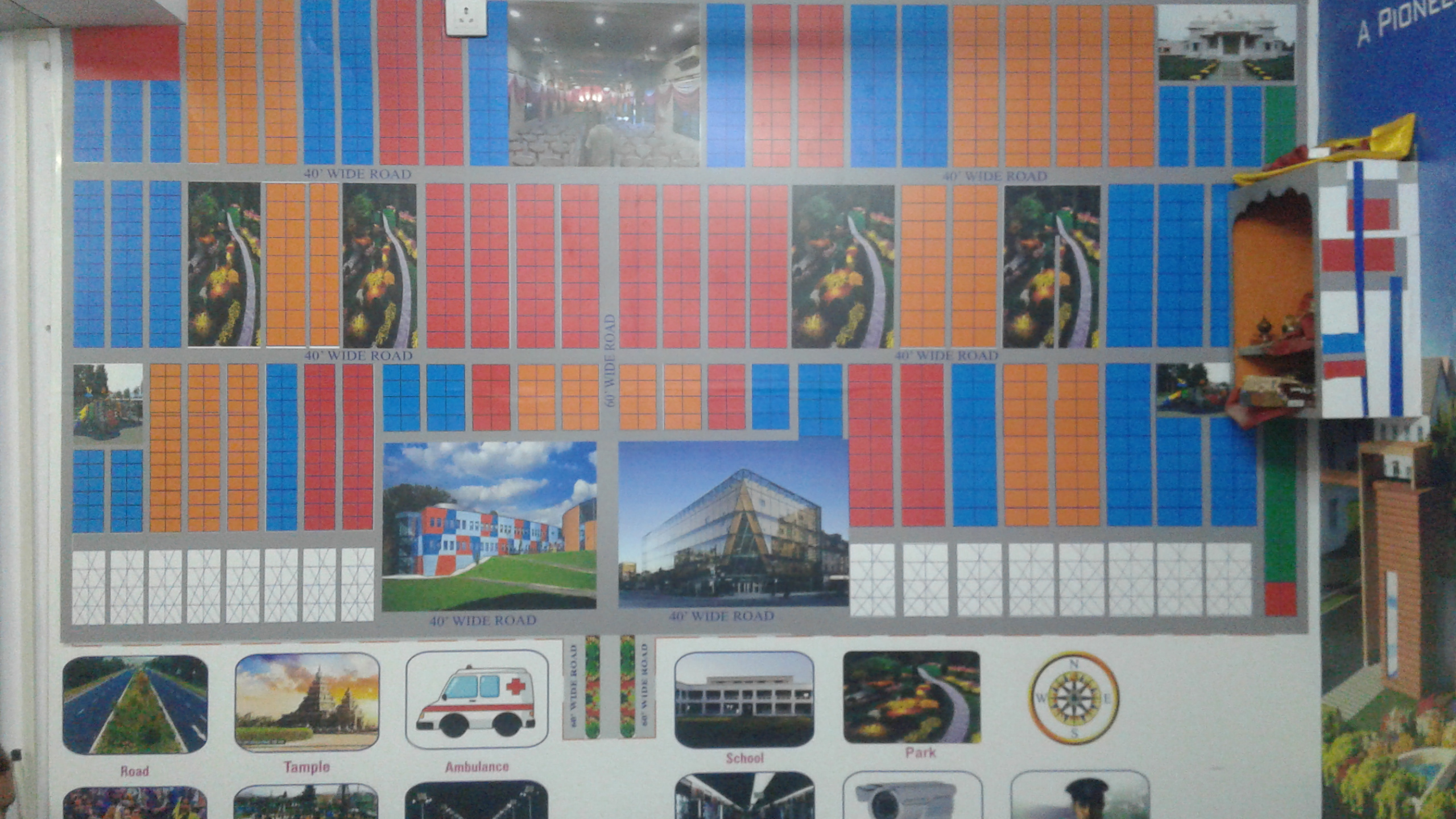Residential Plot For Sell In Naya Gaon 6 Lane