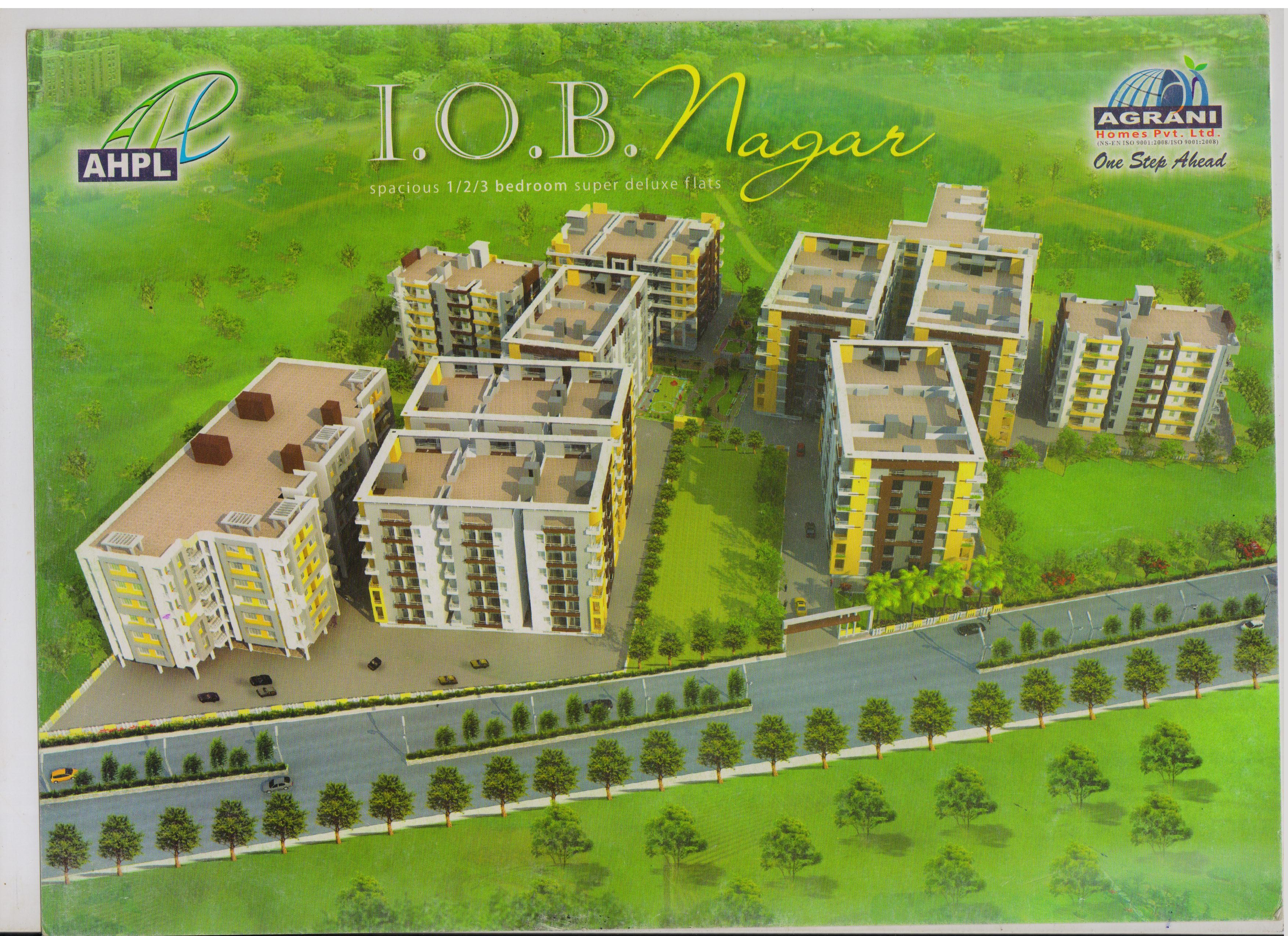 3bhk Flat Only At 18 Lakh
