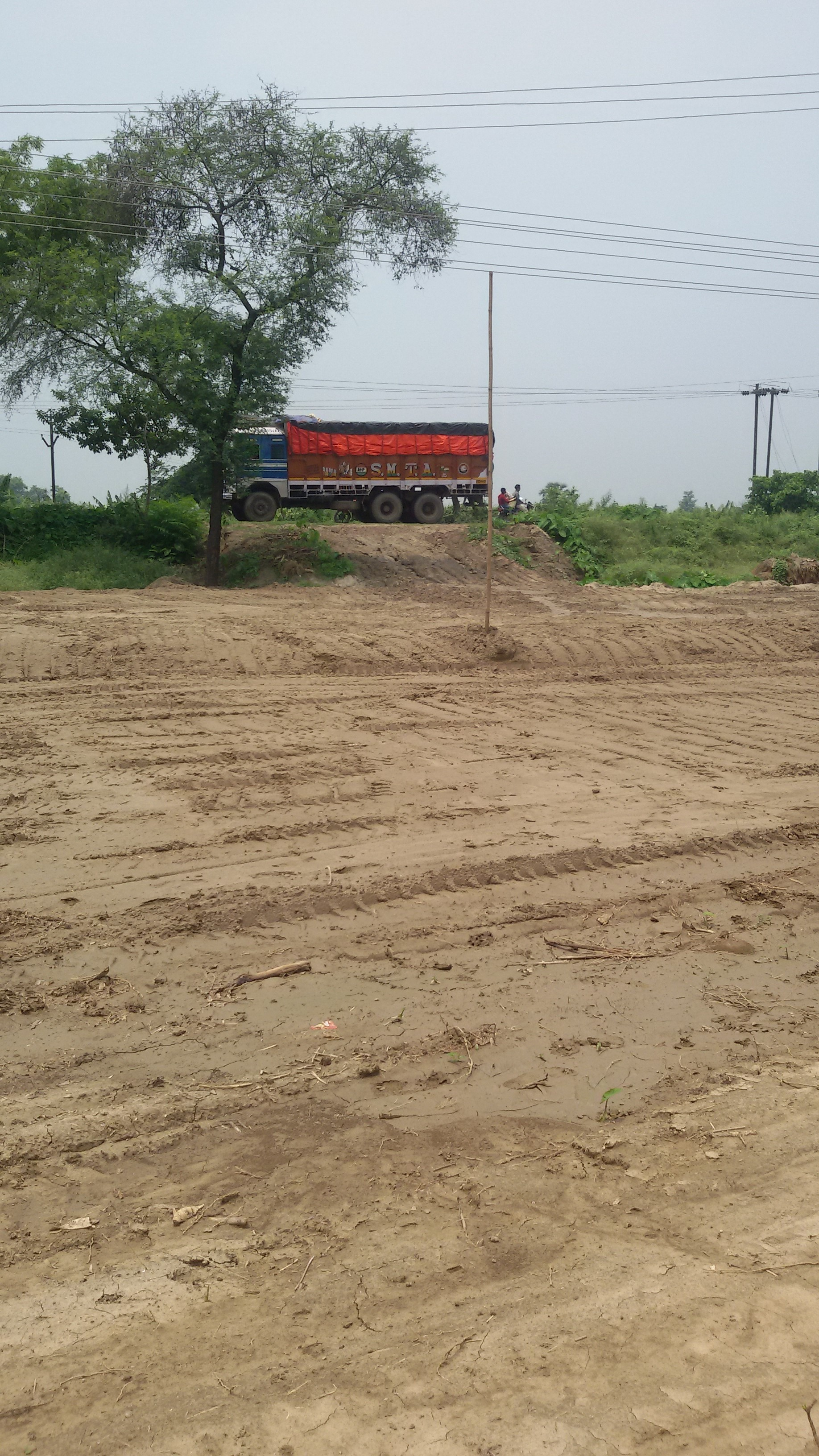 Commercial Land Sale Near Naugachia On National Highway No. 31,assam Road, In Bhagalpur District
