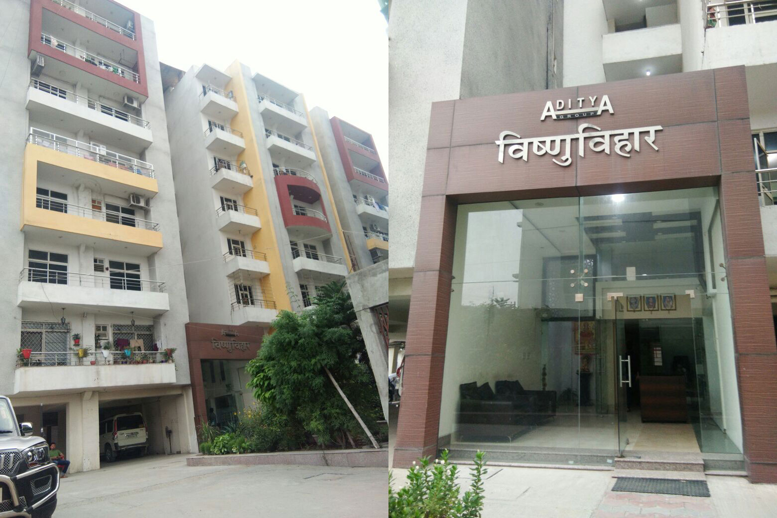 2BKH & 3BHK Flat For Sale Near Bairiya Golambar Muzaffarpur