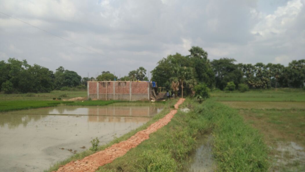 Plot With Ent Doctor House, Barepur, Punpun, Patna