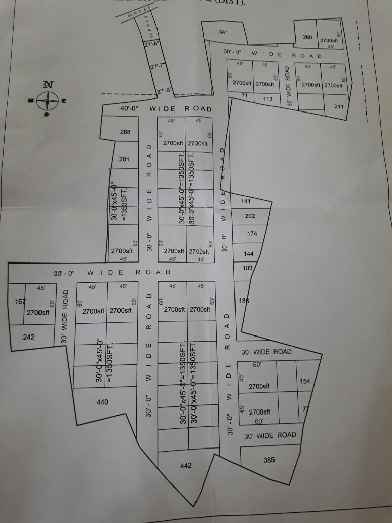 Open Plots For Sale In Summer Brook Township In Gausaghat Ekbhinda Near Rameshwar Iti College Darbhanga