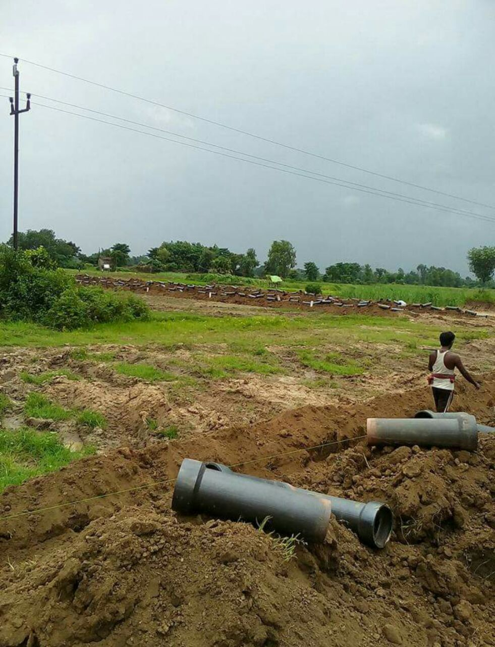 Plots For Sale In Township Ekbhinda Gausaghat Darbhanga