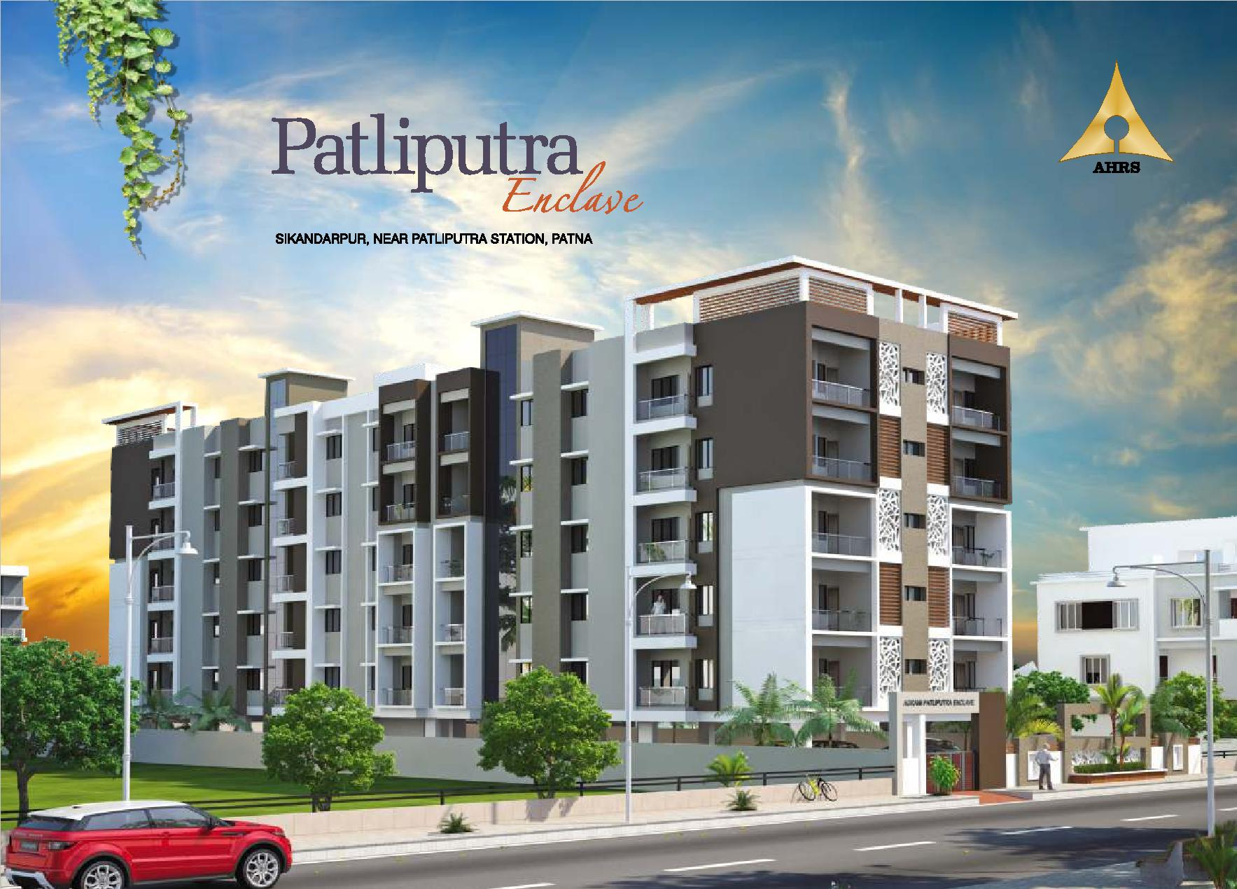 Flat for Sale in Patliputra Station