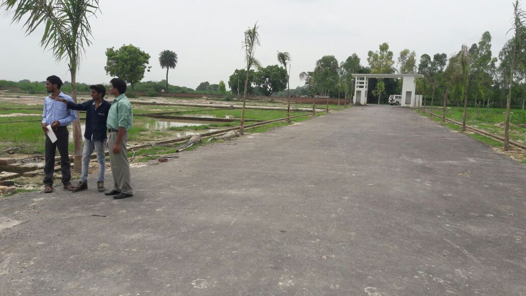 1 To 5 Yr Emi Plot for Sale In Muzaffarpur Smartcity