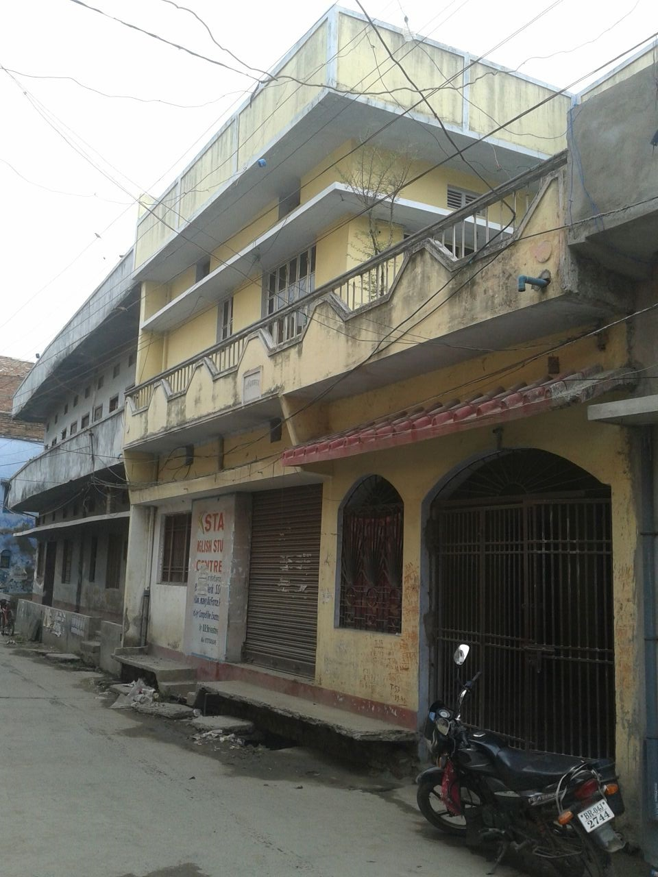 2 Storey House In 2 Kottah Land In Chhapra Mawna Mishra Toli