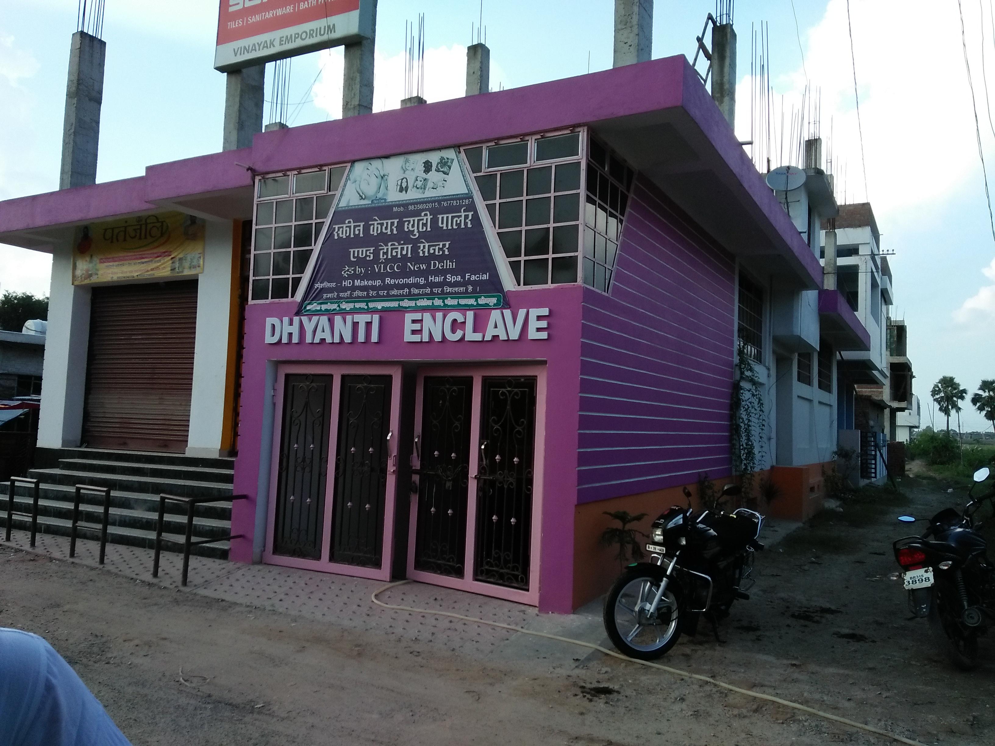 Dhyanti Enclave Commercial