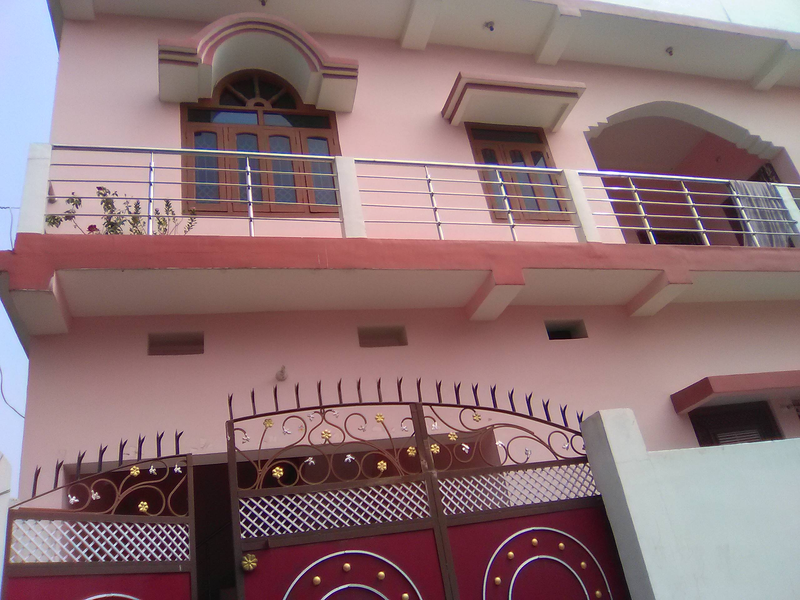Newly Constructed 2bhk Ground Floor House With Car Parking On Prime Loacation Subhash Nagar Near Near Satyabhama Market Only For Family Specially For Bankers