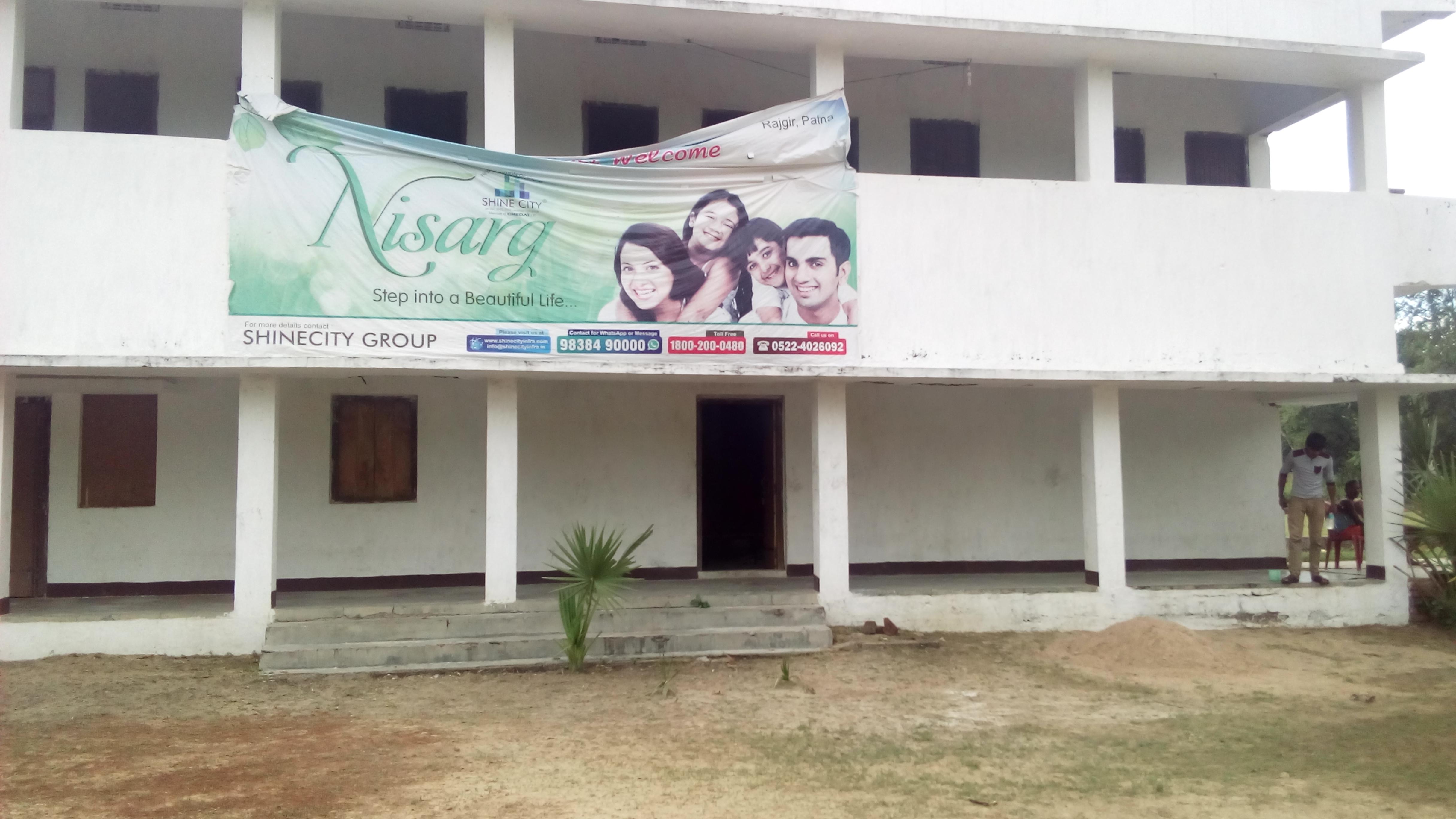 Shinecity group project Nisarg i Rajgir