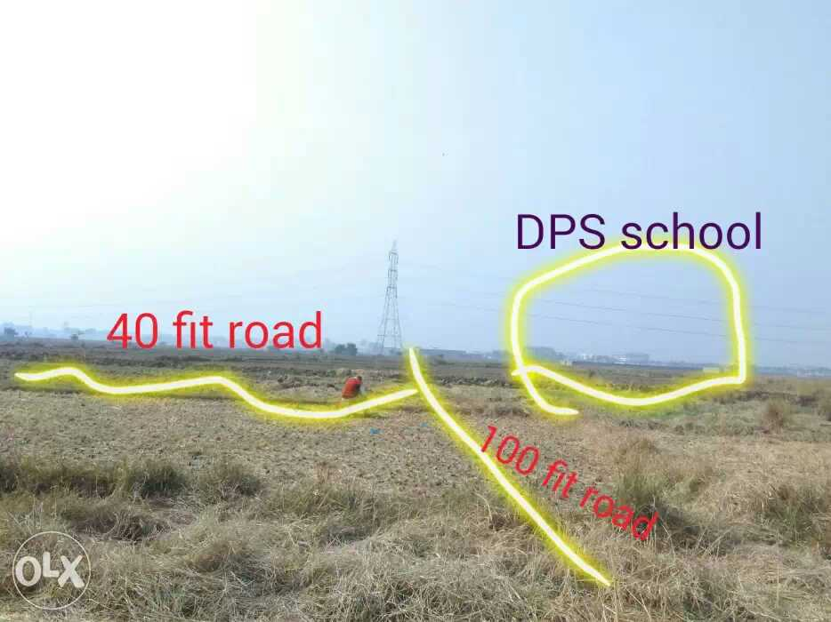 Residential Plot Near Dps School Body Gaya