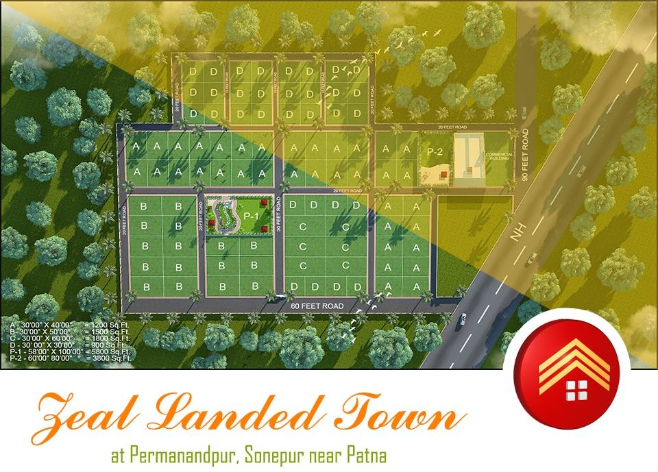 Buy Residential Plot In Sonepur Near Patna