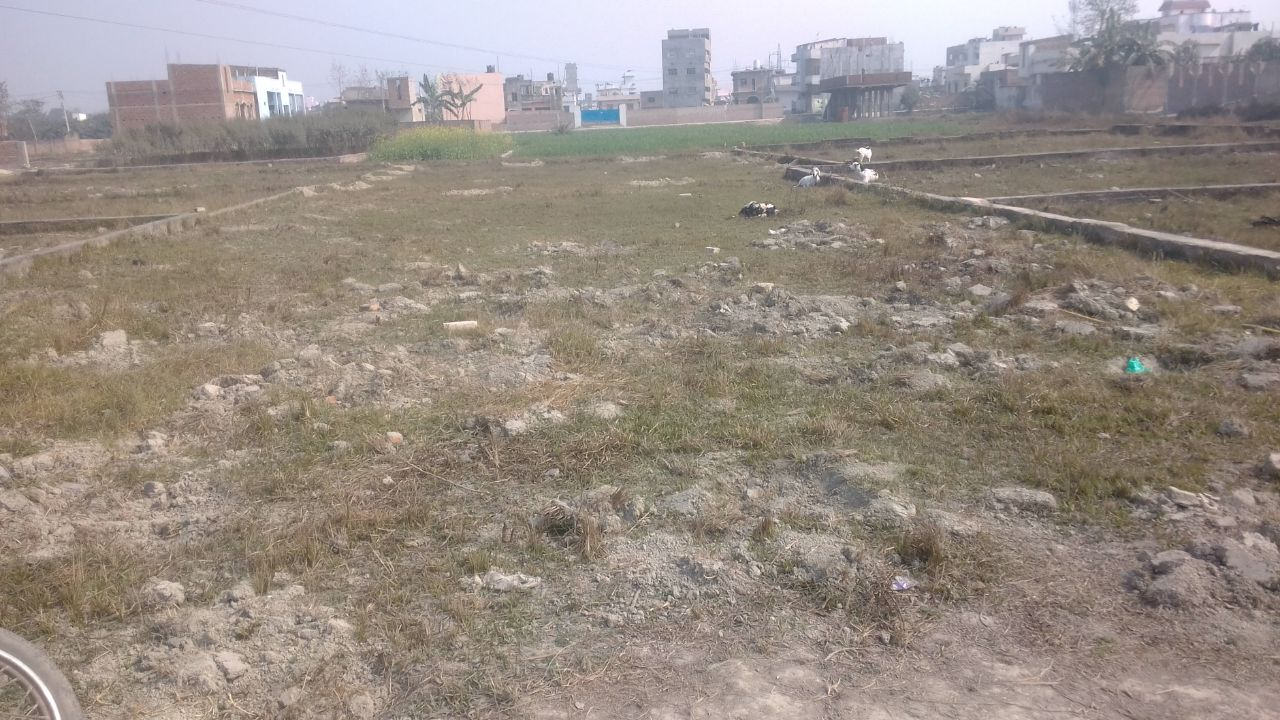 Residential Plot For Sale In Ayachi Gram, Near Bairia Bus Stand Muzaffarpur