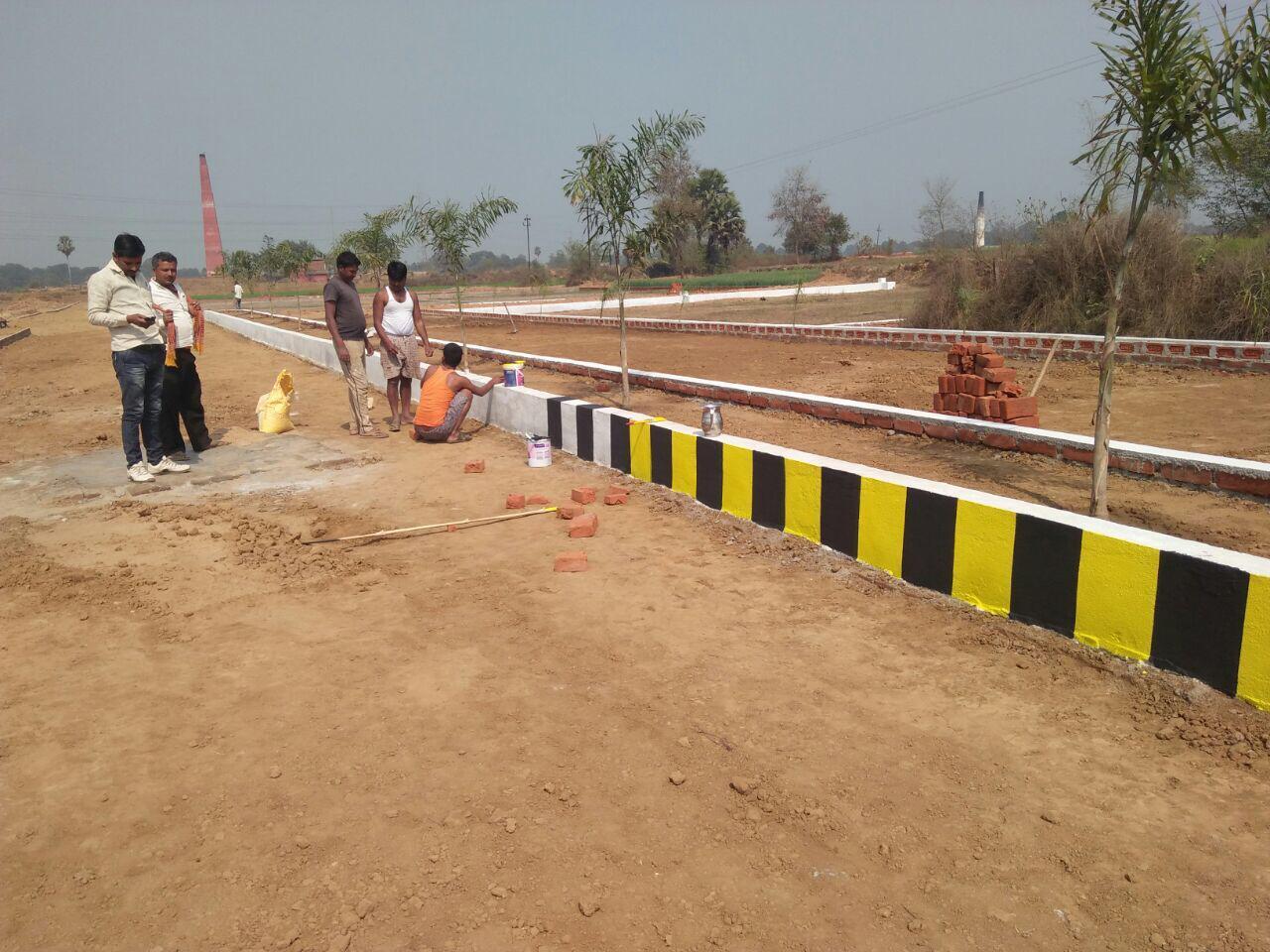 Bihar Ki Rajdhani Patna Mein Awasiya Plot Lene Hetu Sampark Kare Booking Amount Mata 25 Pratishat Aur Ek Se 5 Saal Ki Hassan Maasik Kisht Bina Bhi Aaj Ka