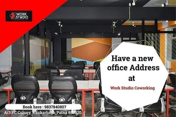 Work Studio Coworking in Patna