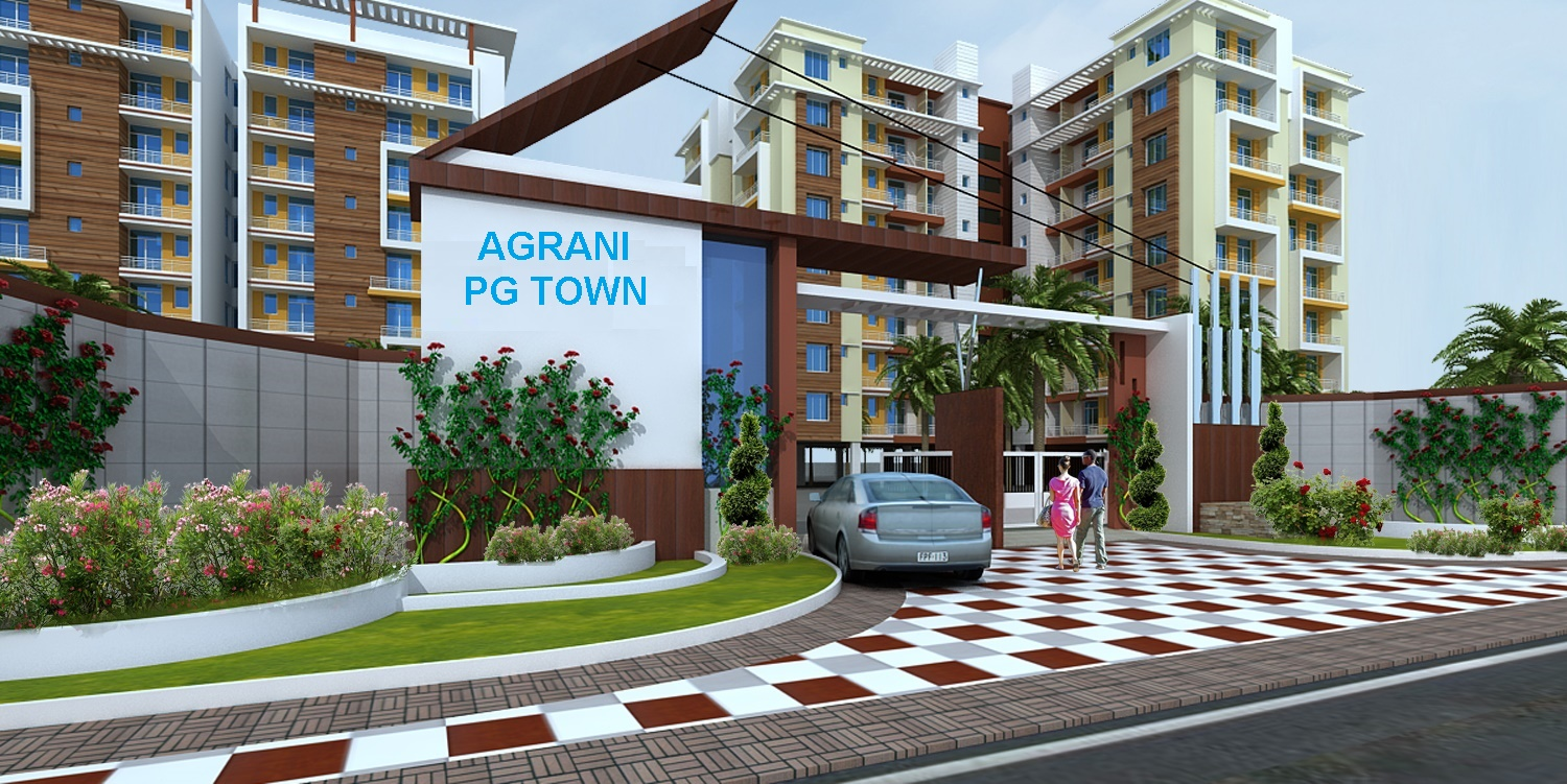 Residential Flat Near Saguna More 16 Lakh