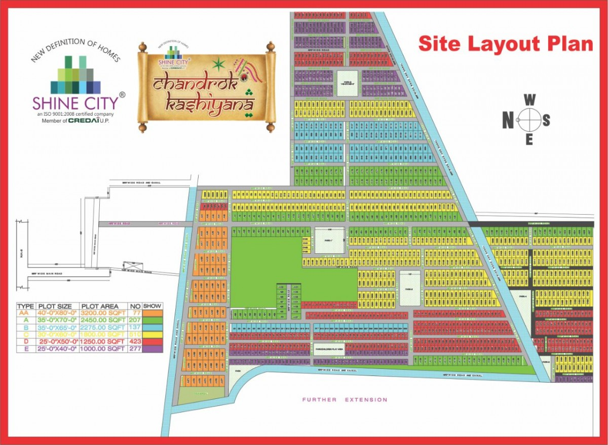 50percentdiscount Ke Sath Plot Book Kare And 3percent Cash Back Hogi 36 Month Tak Plot Bhi Free Me Project Name;-nh-2, Road Gawn Chandrika Area Sighi Patti Bus Stand & Railway Station 17 Km. Chandali-mugal Saray Road, Varanasi