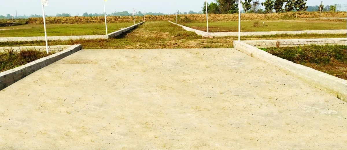 Ready To Move Plot For Sale Near Nh 98 Naubatpur Patna