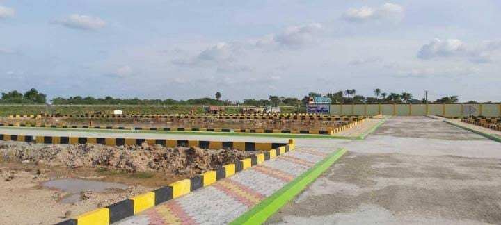 Residential Plot On Road Near, Nit College