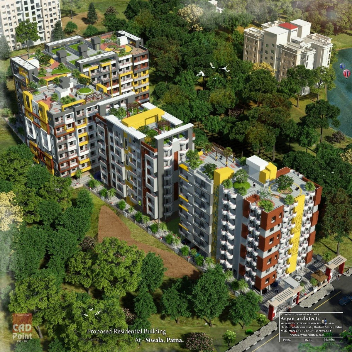 Township Project Near Patna Aiims & Danapur Railway Station