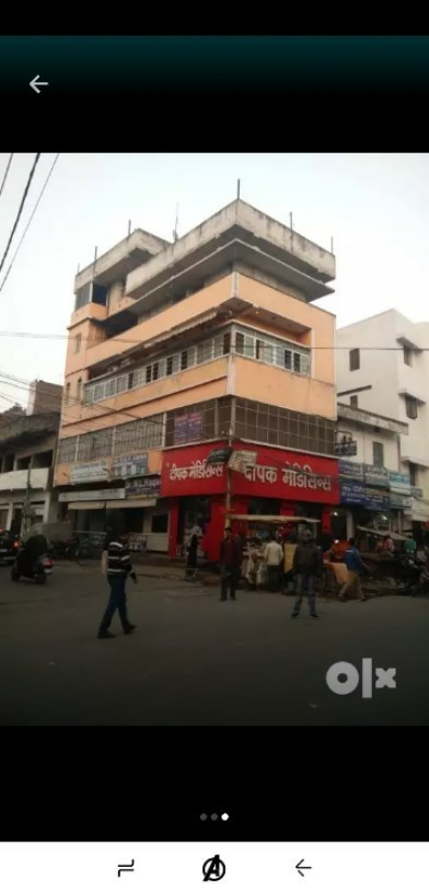 Two Side Open Commercial Property In Hub Of Hospital And Shops
