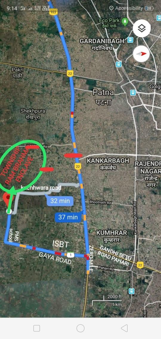 Ram Brahma Enclave Mini Township