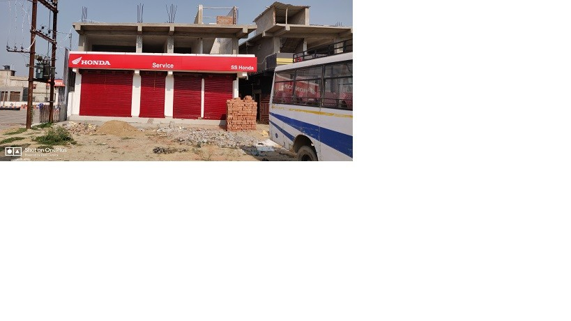 Office Space Available With 2000 Sq Feet And 1000 Sq Feet In Darbhanga