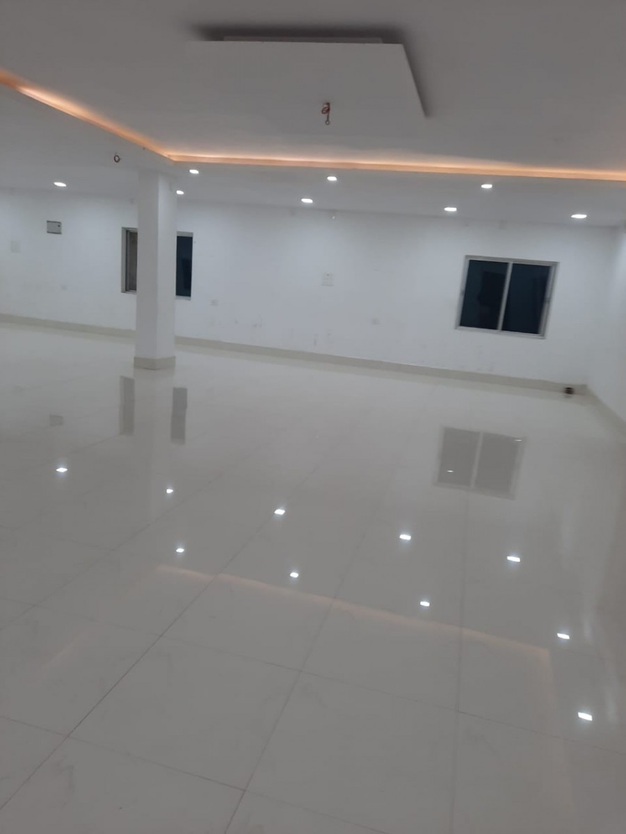Newly Constructed Commercial Hall For Lease/ Rent In Uma Market On Riga Main Road