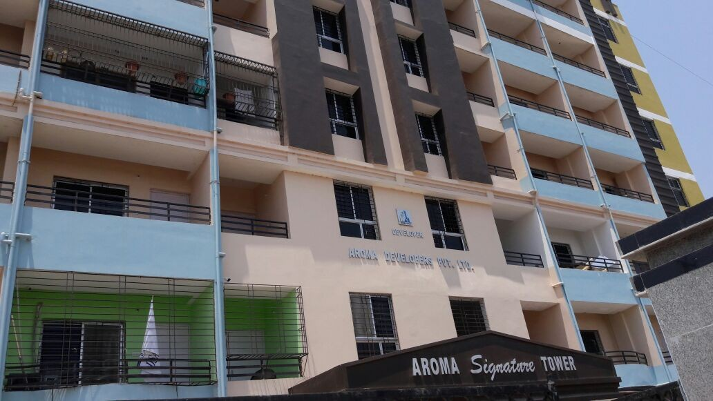 A 3 Bhk Flat To Be Rented