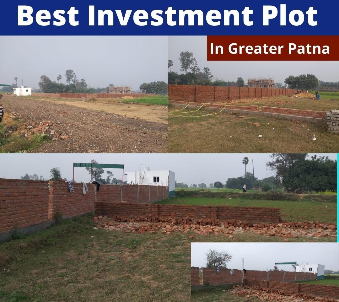 Rera Approval Site In Bihta Near Bihta Chowk,esic Hospital,ndrf Camp,international Airport.....
