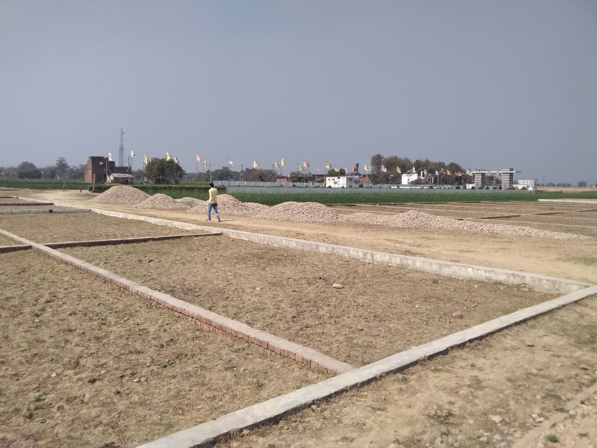 Sasaram Patna (bihar) Main,shine City Company Lekar Aai Hai,matar,1.5lakh Main Plot,100percentcash Back Offer K Sath,offer 31/12/2018 Tak