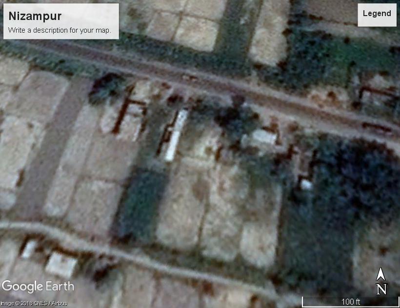 Residential Plot In Nizampur On Chapra-patna Highway