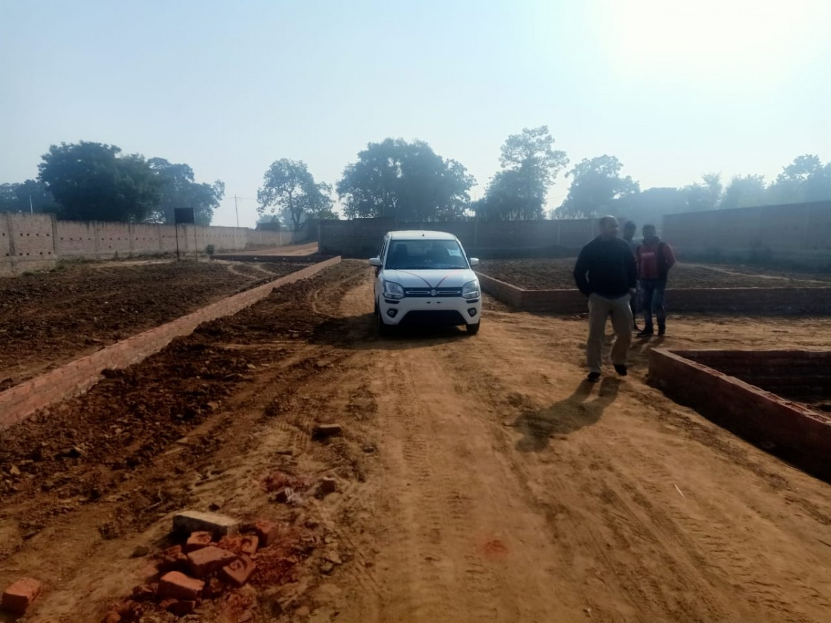 Residential Plot For Sale In Bihta Lai Road Near Iit Campus