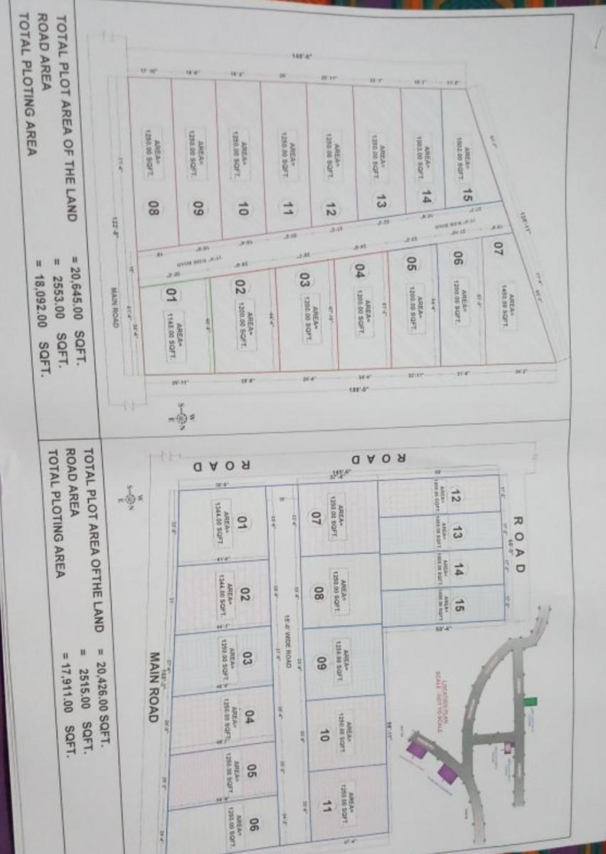 Madhubani Near Mahendra Showroom Land For Sale