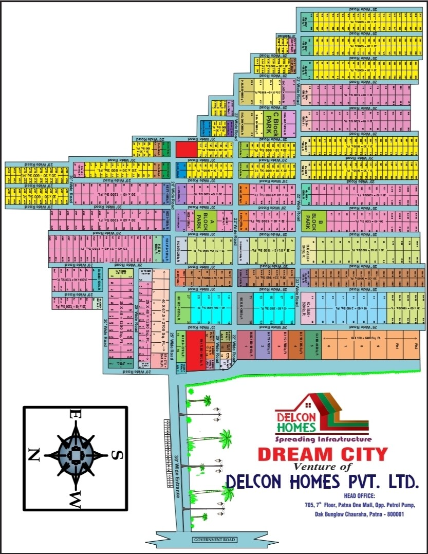 Delcon Homes Pvt.ltd.