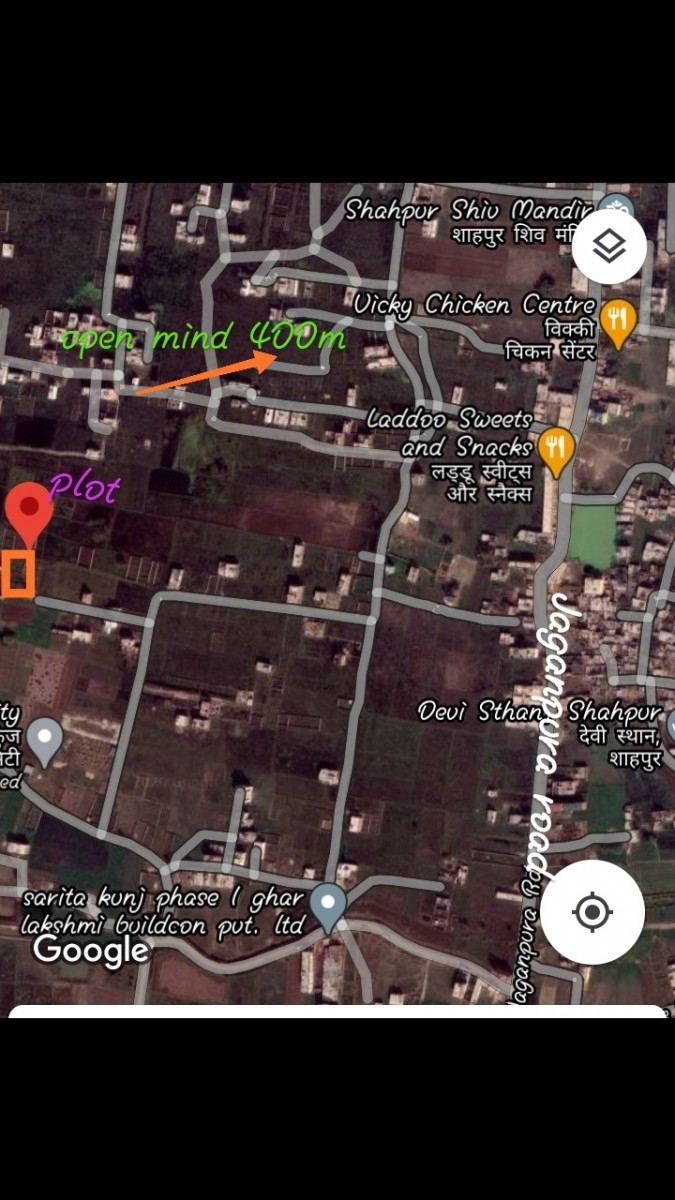 Residential Plot Near Jaganpura