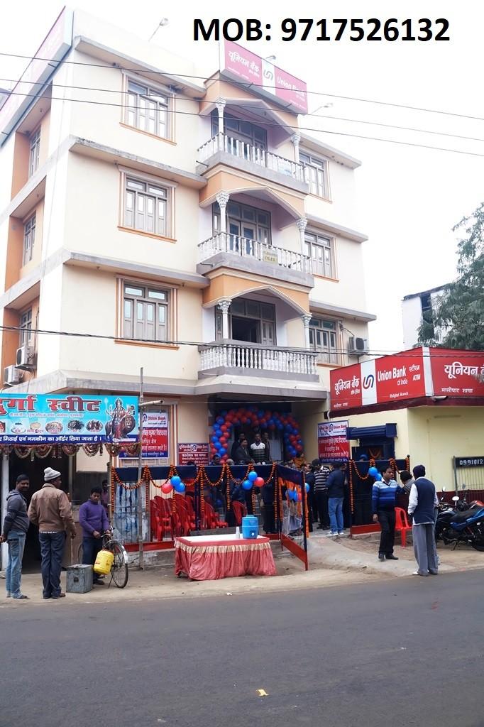 2000 Sq. Ft.  Commercial Space Muzaffarpur Bihar Available