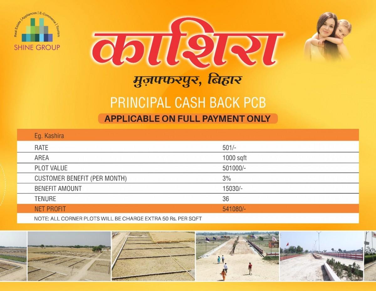 Plot For Sale In Muzaffarpur On Easy Emi