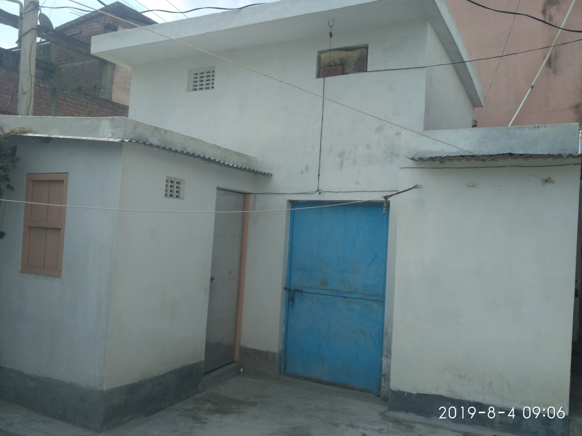 1 Bhk Flat Near Govt Poly College,beside Nh 31,opp To Jubilee Pump.