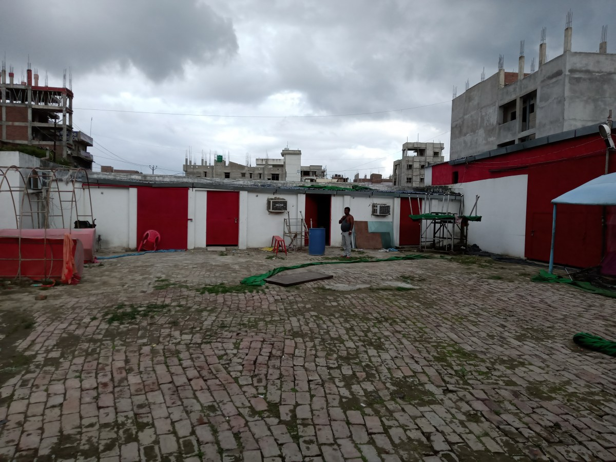 Commercial Plot For Rent Near Bus Stand Bypass