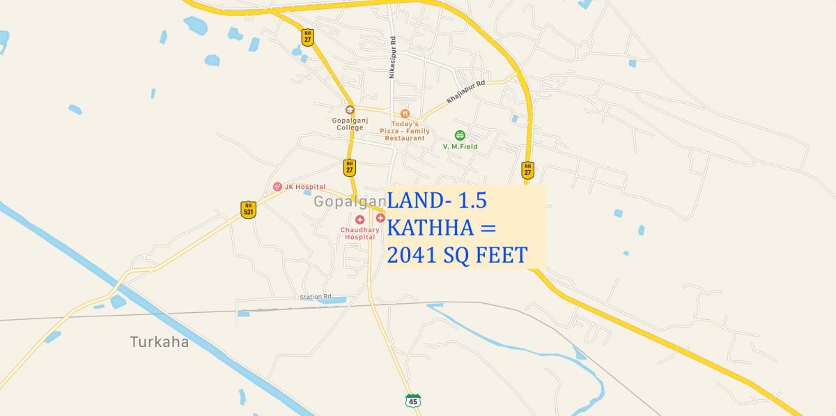 Residential Land For Sale Near Kargil