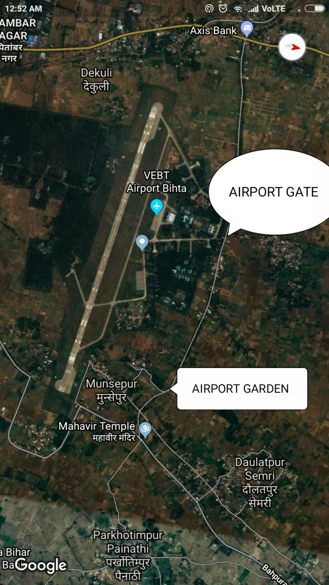 Airport Garden for Sale in Patna