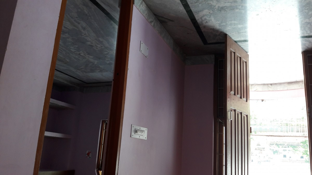 A 2 Bhk Flat To Be Rented At Rajeev Nagar Road No 18